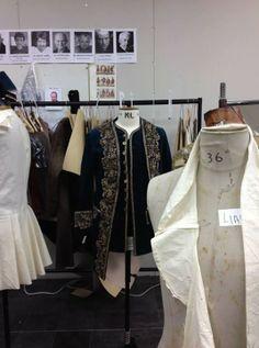 Outlander Costume Dept DG facebook