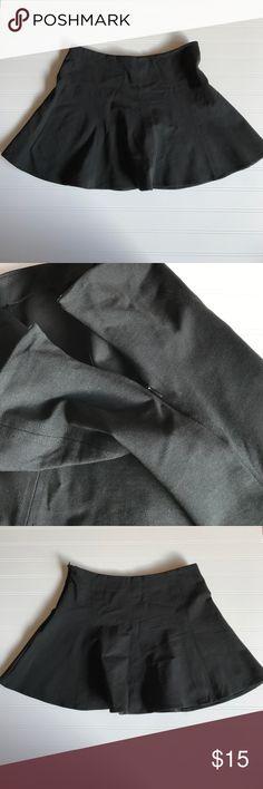 Victoria's Secret Black Skirt Side zipper. 69% viscose / 27% polyamide / 4-% elastase Victoria's Secret Skirts