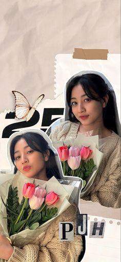 Special Wallpaper, V Bts Wallpaper, Kpop Girl Groups, Kpop Girls, Kpop Wallpapers, Twice Album, Jihyo Twice, Indie Girl, Kpop Posters