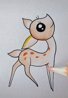 puppies sketch simple - puppies sketch & puppies sketch pencil drawings & puppies sketching & puppies sketch cartoons & puppies sketches easy & puppies sketch simple & sketches of puppies & puppies drawing sketches Cute Easy Drawings, Art Drawings For Kids, Pencil Art Drawings, Art Drawings Sketches, Drawing For Kids, Animal Drawings, Art Sketches, Sketching For Kids, Fox Drawing Easy