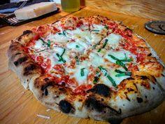 Homemade Neapolitan Style Cheese Pizza #pizza #food #foodporn #yummy #love #dinner #salsa #recipe