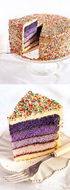 Sprinkle Cake!