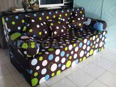 <p>Sofa Kasur Bed Inoac Coklat Polkadot Buble Furniture Rumah: – Pilihan Busa : Super awet 10 tahun /Esklusif awet 15 tahun. – Cover : Katun Halus. – Dapat di vakum untuk memperkecil biaya pengiriman. – Motif cover dapat menggunakan motif cover sofa bed maupun motif kasur busa. Sofa bed adalah …</p>
