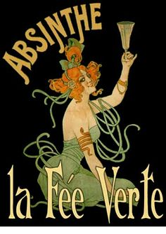 Absinthe - This mysterious, mind-altering liquor has a rich cultural history- it is not only known for its high alcohol content, but also for being an aphrodisiac, hallucinogen, and creative stimulant. During the prohibition era, many artists and writers were known to drink this illegal beverage. For a long time, absinthe was banned in the United States because it contained a neurotoxin considered dangerous. Celebrate the return of this magical Green Fairy by throwing a Bohemian-style party.