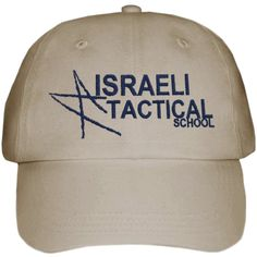 Caps Israeli Tactical School - Khaki