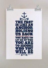 Wanting an Anchor Tattoo