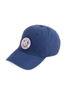 Derby Patch Baseball Hat