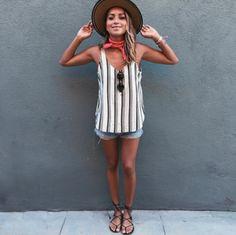 Summer hat. Chapéu.
