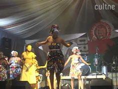 CULTNE - Deusa do Ébano 2010
