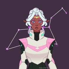 Princess Allura the Pink Paladin of Voltron from Voltron Legendary Defender Form Voltron, Voltron Ships, Princess Allura, Princess Zelda, Cartoon Movies, Cartoon Characters, Space Cat, Paladin, Best Memories