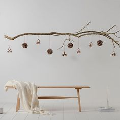 A selection of beautifully curated gifts from Tom Rafffield with considered designs to suit every taste. Explore extraordinary handcrafted lighting, gift vouchers and more. 1st Christmas, Christmas Baubles, Tom Raffield, Gift Vouchers, Toms, Decorating, Natural, Interior, Gifts