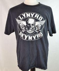 #LynardSkynard Mens L T Shirt #SouthernRock #FREEBIRD #VanZandt For sale in my ebay store