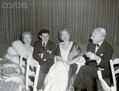 Marlene Dietrich, Daughter Maria and Eddie Fisher - BE063107 - Rights ...