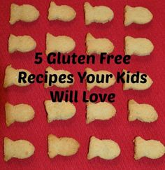 """Make gluten-free recipes a positive experience for you and your family. These 5 Gluten Free Recipes Your Kids Will Love post will give you some great ideas. You will see that cooking """"grain-f…"""