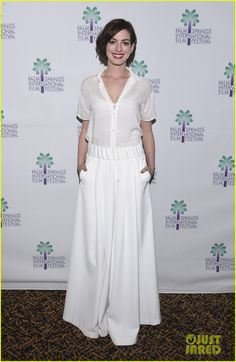 anne hathaway hits palm springs to debut song one 01