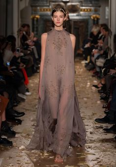 Valentino Couture Silhouette