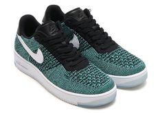 http://SneakersCartel.com Nike Air Force 1 Low Flyknit 'Hyper Jade' #sneakers #shoes #kicks #jordan #lebron #nba #nike #adidas #reebok #airjordan #sneakerhead #fashion #sneakerscartel