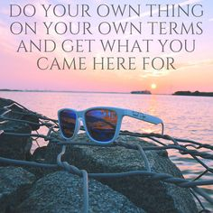 Do your own thing – Faded Days
