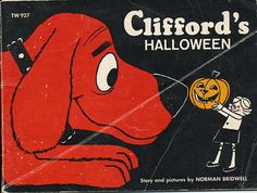 Clifford's Halloween (published in 1966)