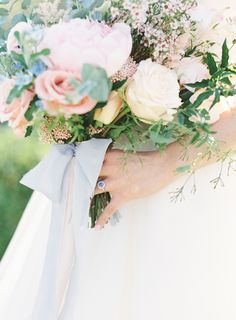 Beautiful blue engagement ring: www. The Effective Pictures We Offer Flower Bouquet Wedding, Floral Wedding, Diy Wedding, Wedding Trends, Dream Wedding, Wedding Ideas, Fine Art Wedding Photography, Wedding Photography Inspiration, Wedding Seating Cards