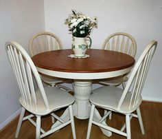 pedestal table painted in old ochre annie sloan pedestal tableswhite nooksannie sloanchalk paintpaint