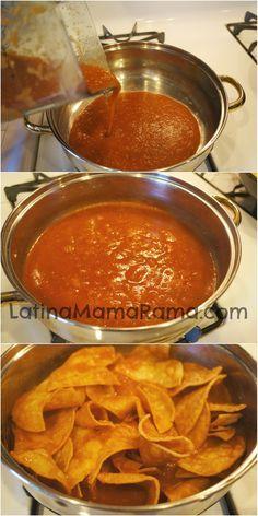 mexican-chilaquiles-recipe-red-green-salsa-receta