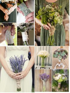 Beautiful Bouquet Wraps From SMP