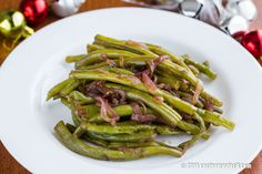 Sauteed Green Beans with Red Onion. Sauteed green beans with red onion. Side Recipes, Keto Recipes, Healthy Recipes, Healthy Food, Red Onion Recipes, Sauteed Green Beans, Vegan Vegetarian, Vegan Food, Side Dishes