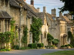 If you imagined what a typical English village might look like, odds are good that you'd conjure up something like Burford, with its rows of yellow limestone houses and tree-lined streets. Located in the Cotswolds, the town's church is built over the ruins of a Roman villa (you can still see some fragments of tile mosaics). —LM