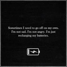 BEST LIFE QUOTES    I'm just recharging.. —via https://ift.tt/2eY7hg4