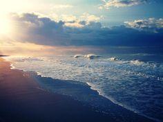 Sunrise at Emerald Isle, NC