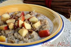 Mommy's Kitchen - Old Fashioned & Southern Style Cooking: Overnight Crock Pot Steel Cut Oats {Oatmeal}