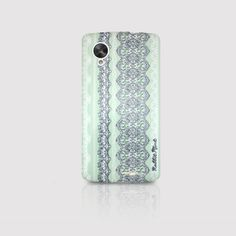 LG Nexus 5 Case - Lace  Mint