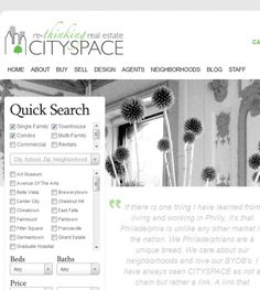 Cityspacelocated at 2200 Walnut St, Philadelphia PA 19103 offers Real Estate Agents. Be sure to follow us directly on our social profiles below.