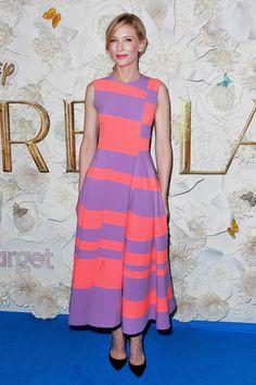 Cate Blanchett in Roksanda bei der Premiere von Cinderella in Sydney