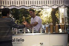 El carrito helado Paral·lelo, street food bcn.