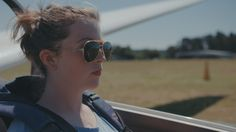 A cinematic short documentary about the UK's youngest solo pilot; a 14-year old girl.