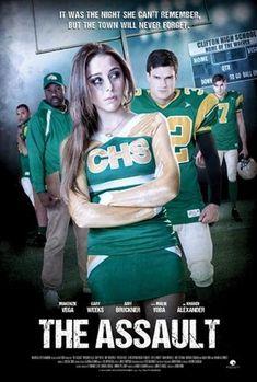 Saldırı filminde Amerikan Futbolu oyuncuları tarafından tecavüze uğrayan bir…