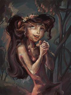 Meg by ~mushroom2020 on deviantART