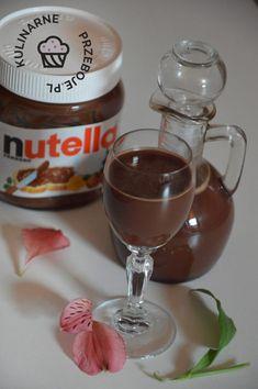 KulinarnePrzeboje.pl - najlepsze sprawdzone przepisy na każdą imprezę! Daiquiri, Irish Cream, Mason Jar Wine Glass, No Cook Meals, Nutella, Food And Drink, Sweets, Snacks, Chocolate