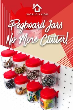 Sewing Gadgets Organize and display all the accessories that go into your sewing, crafting, or woodworking projects. Pegboard Craft Room, Painted Pegboard, Pegboard Organization, Craft Rooms, Organization Ideas, Sewing Basics, Sewing For Beginners, Sewing Hacks, Sewing Projects