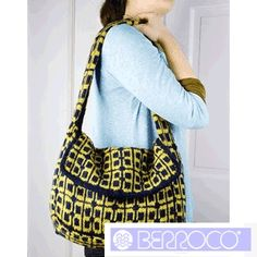 Eye-popping knitted bag FREE pattern by Berroco. I have videos to teach you the skills to do this statement bag.