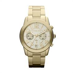 ea5aa23cce6a2 Michael Kors – MK5726 299€ Aneis, Relógios Michael, Relógios Masculinos,  Acessórios Femininos
