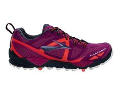 Womens Brooks Cascadia 9 Trail Running Shoe at Road Runner Sports - best trail shoe rating by Runner's World