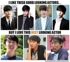that's so true...but who cares?i love lee kwang soo =D