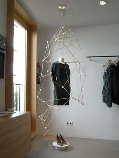 J   1 _ J   9   2   |  T   R   E   N   D  |  P  A  R  T   0  1  VITRINES ISABEL MARANT / MOLECULAR STRUCTURE