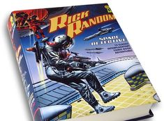 Out now from Prion Books is a chunky 656 page softback, Rick Random Space Detective , reprinting ten issues of the classic 1950s comic diges...