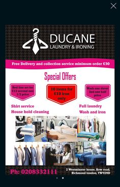 Looking for Dry Cleaners near me. Ducane Dry Cleaners & Laundry Service to Richmond and surrounding areas in London with Same day delivery. Dry Cleaning Services, Only Shirt, Collection Services, Laundry Service, Hold On, Laundry, Naruto Sad