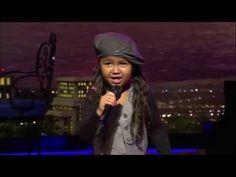 "Heavenly Joy Jerkins sings ""War"" Full Version 3:44 on Praise the Lord - YouTube"