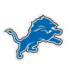 The Detroit Lions Die Cut Window Film is great for your car or truck windows